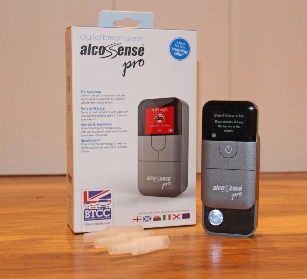 Alcosense, Alcosense pro, Alcosense Pro review, digital breathalyser review, breathalyser review, dad blog uk, dadbloguk.com, dadbloguk