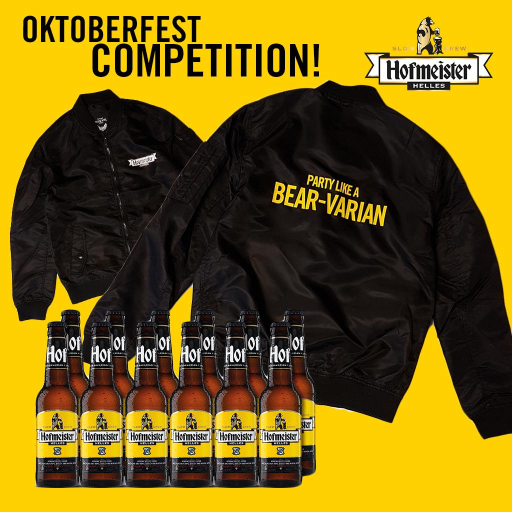 Hofmeister, Hofmeister beer, Hofmesiter giveaway, Hofmeister review