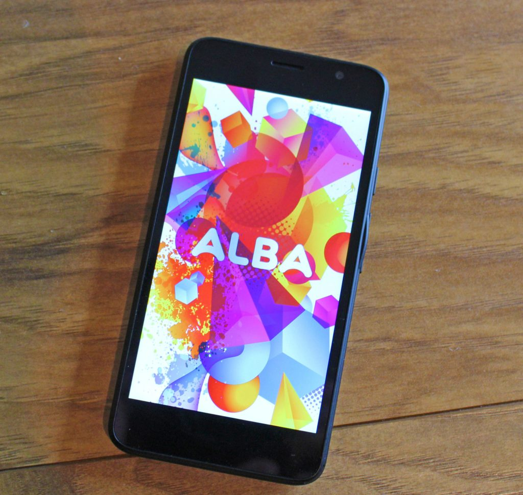 Alba. Alba smartphone, Argos, dadbloguk, dadbloguk.com, dad blog uk,, reviews, review