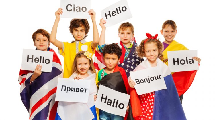 More foreign languages please, we're British