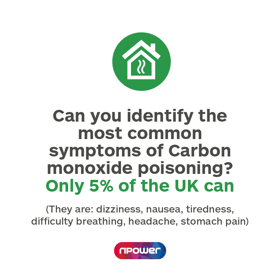 npower, carbon monoxide, carbon monoxide awareness month, #comonsters, giveaway, dadbloguk, dadbloguk.com, dad blog uk