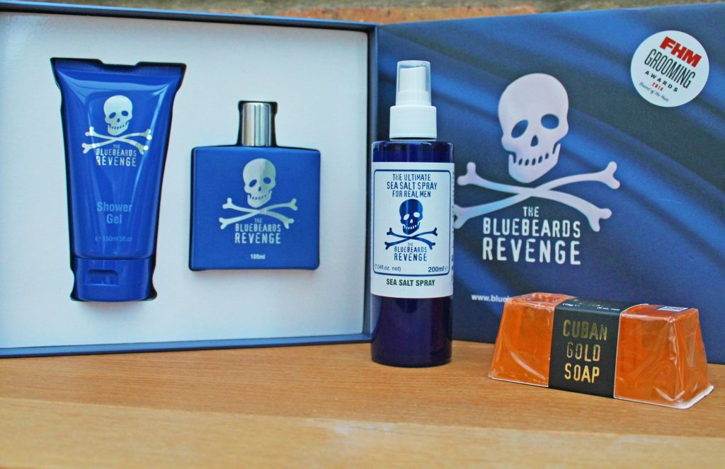 The Bluebeards Revenge male grooming range, the Bluebeards Revenge, Christmas gifts, Christmas gift inspiration Christmas present ideas, dadbloguk, dadbloguk.com, dad blog uk
