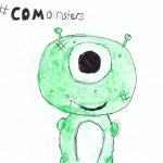 #COMonsters competition: We have a winner!