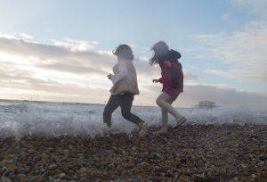 Brighton, Brighton Beach, West Pier, childhood, fun, family time, school run dad, stay at home dad, SAHD, ddbloguk, uk dad blog, dad bloguk, dadbloguk.com