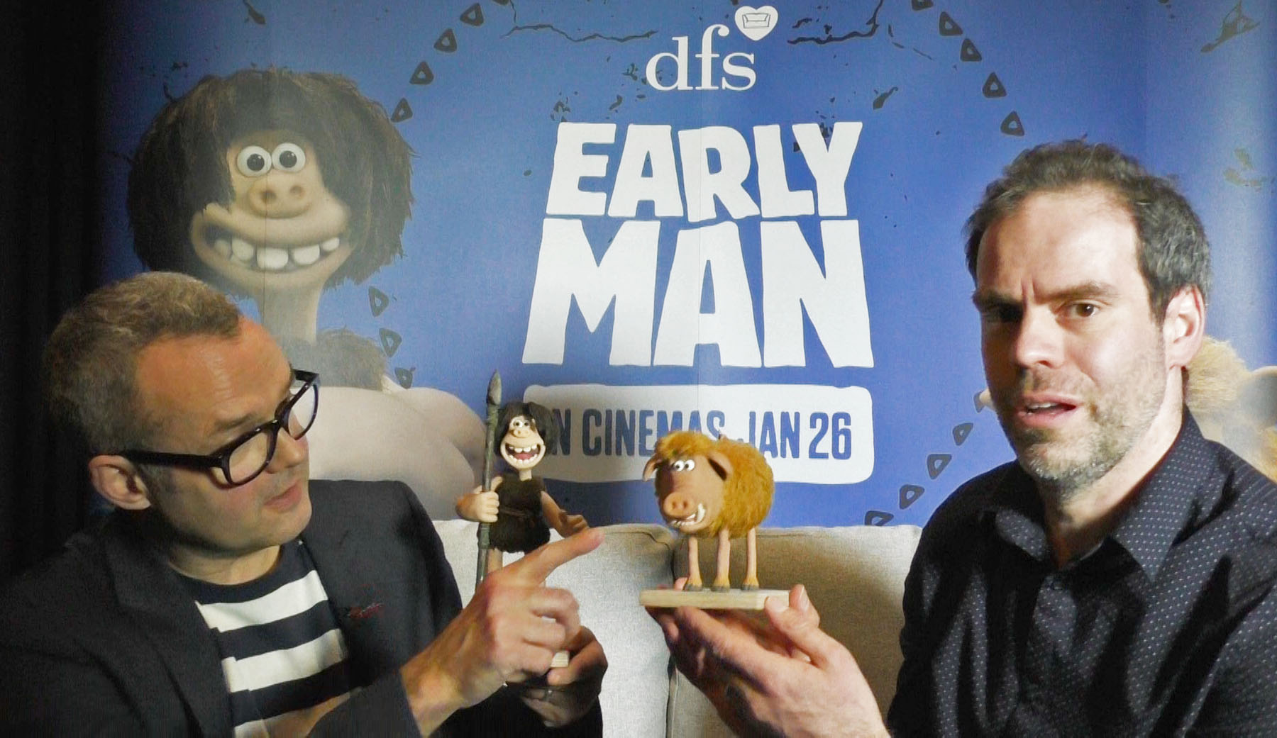 Early Man preview with DFS