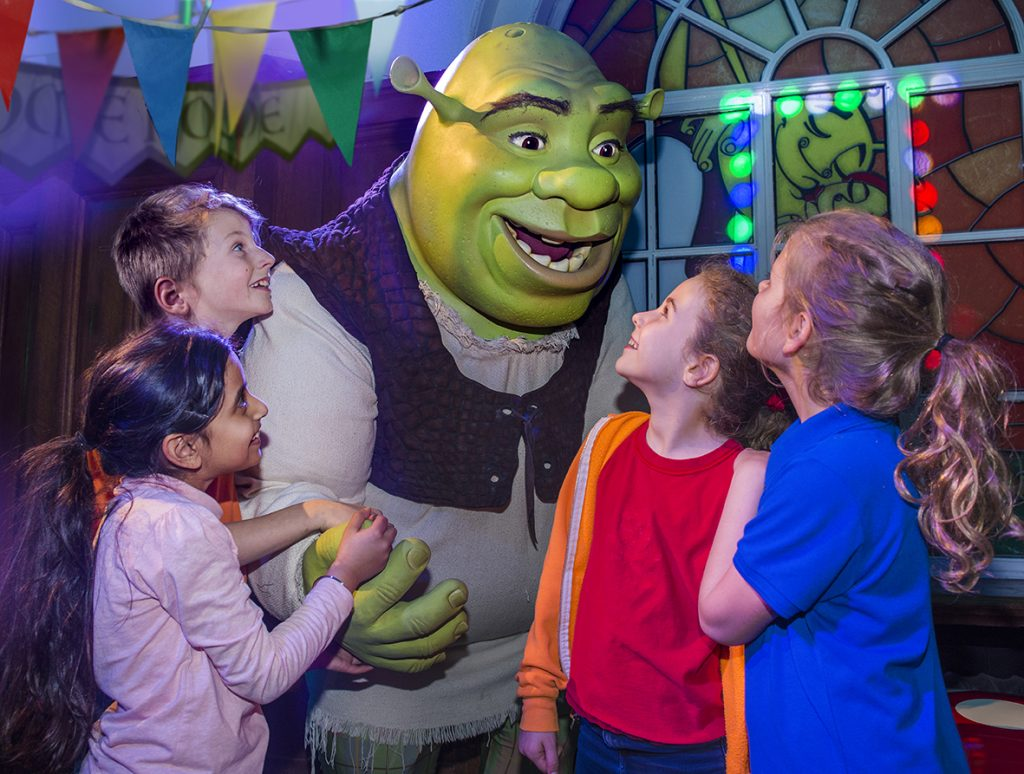 Shrek's Adventure, Shrek's Adventure London, Merlin Annual Pass, dadbloguk, dadbloguk.com, dad blog uk, school run, school run dad