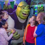 An afternoon at Shrek's Adventure