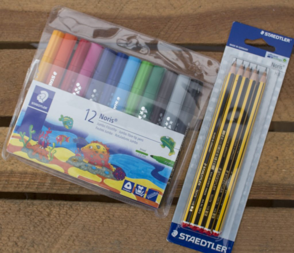 Saedtler, giveaway, arts and crafts giveaway, dadbloguk newsletter, uk daddy blogger, daddy blogger, dadbloguk, dad blog uk, dadbloguk.com, school run dad, stay at home dad, competition, winner, Staedtler HB pencils, Noris HB pencils, HB pencils, Noris, Staedtler Noris, Noris fibre-tip pens, Noris felt tip pens,