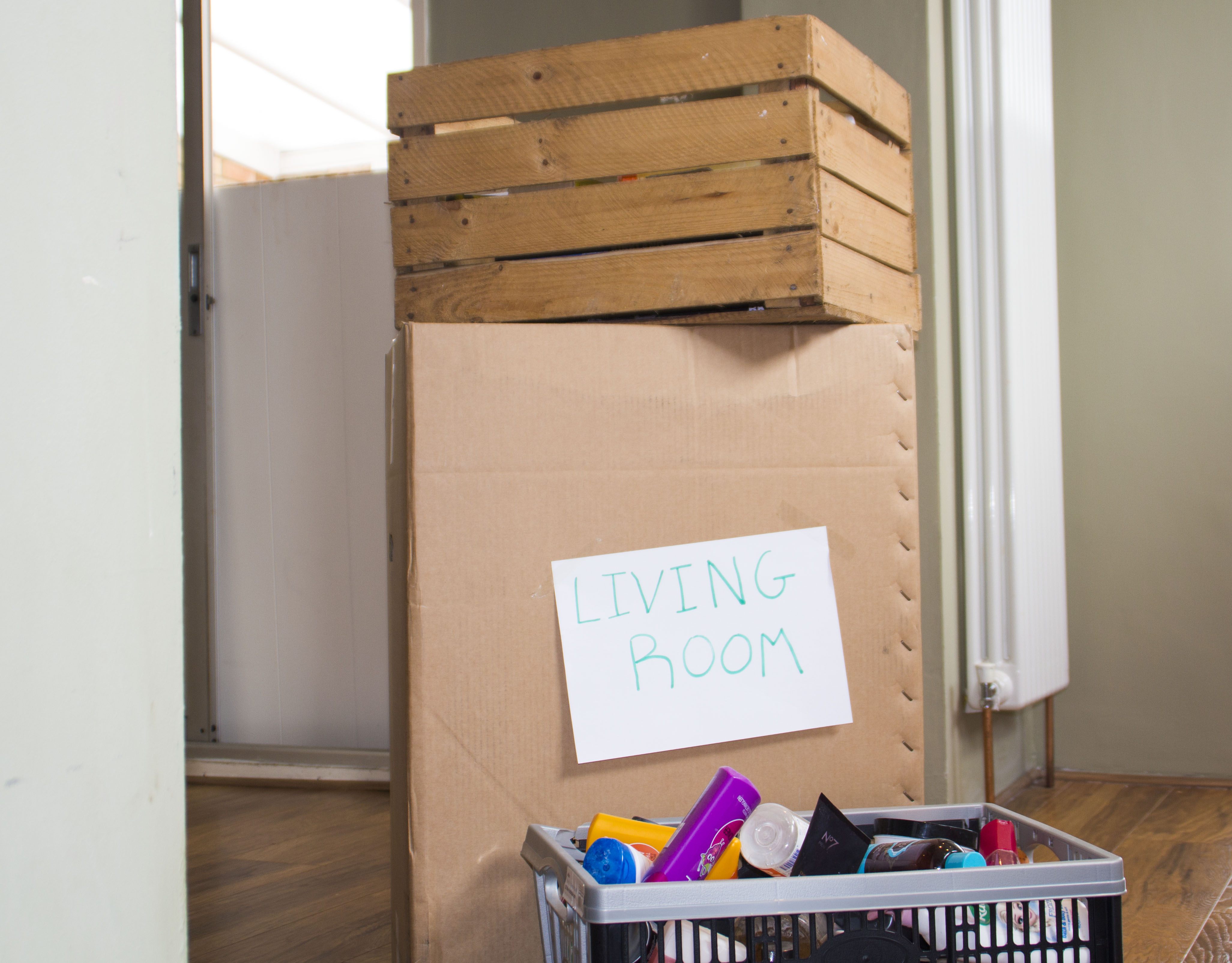 Apex dad blog uk for Used boxes for moving house