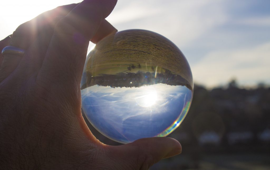 world in my hand, Lensball, ddbloguk, dadbloguk.com, uk dad blog, school run dad, sahd, photography, #mysundayphoto