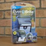 Reviewed: the EverBrite solar powered security light