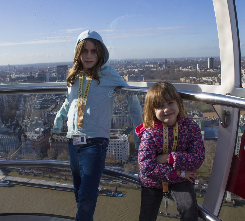 Coca-Cola London Eye, London Eye, London Eye review, London for families, dadbloguk, dadbloguk.com, dad blog uk, uk dad blog, daddy blogger, school run dad, sahd, Merlin Annual Pass