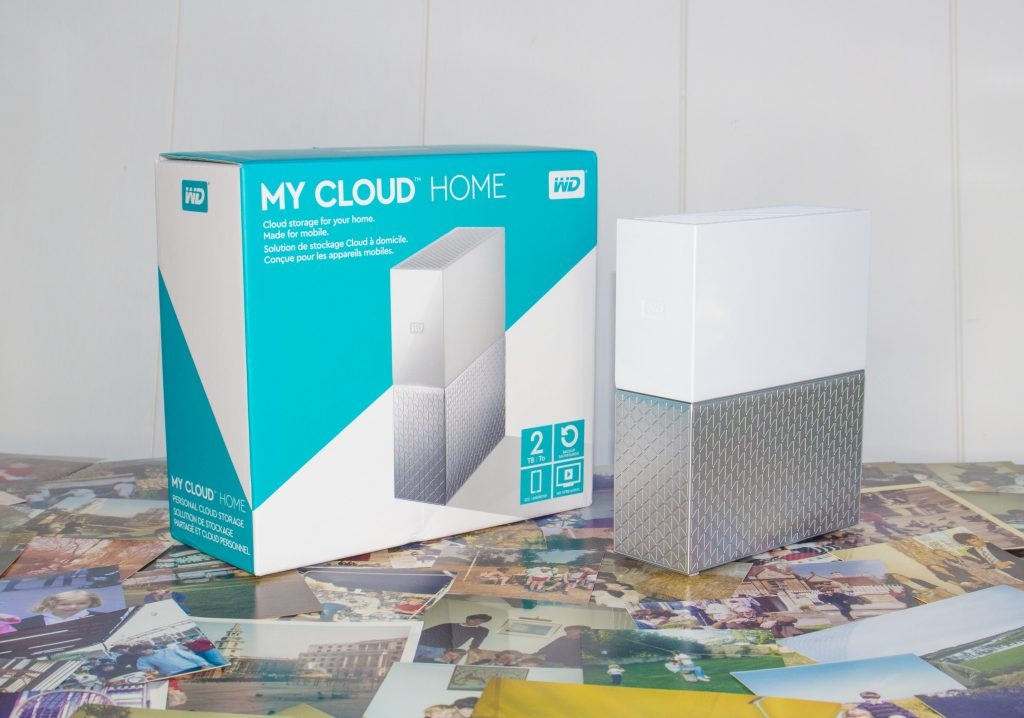 Bringing back the family album with My Cloud Home - Dad Blog UK