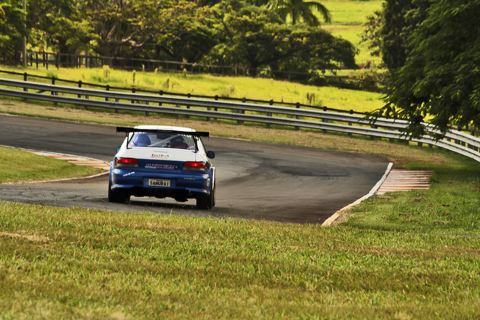 Track Days: Exciting fun for all the family