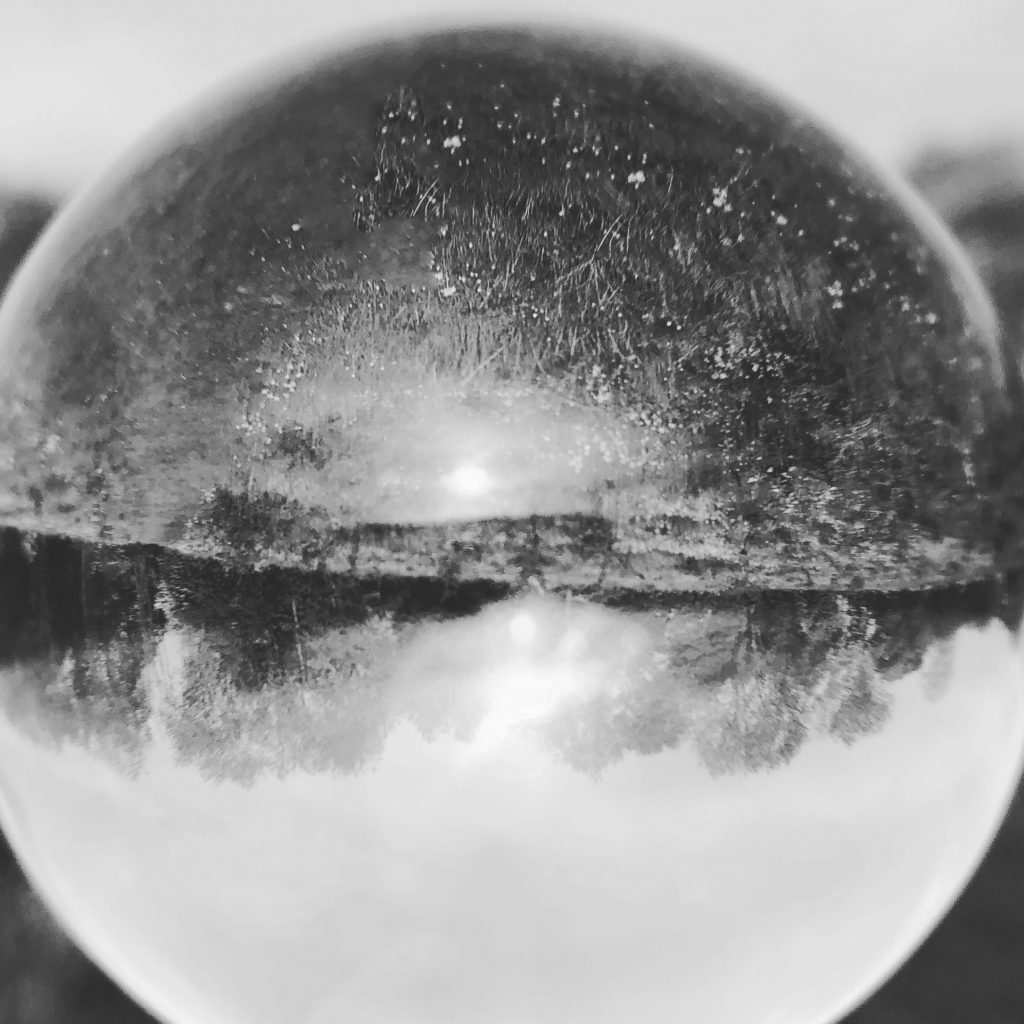 black and white sun rise, sun rise, sunrise, lensball, black and white, dadbloguk, dadbloguk.com, dad blog uk, uk dad blogger, daddy blogger #srd, school run dad, #MySUndayPhoto,