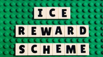 Ice, a new kind of reward scheme