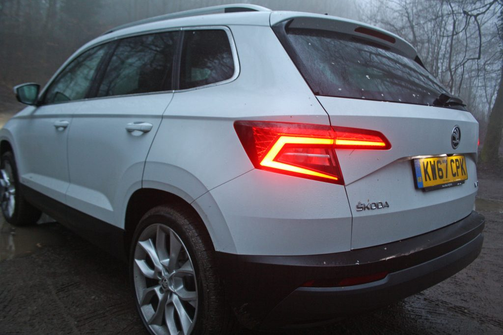 Karoq, Skoda Karoq, Skoda Karoq review, school run dad, dadbloguk, dadbloguk.com, dad blog uk, uk dad blogger, #srd, #sahd