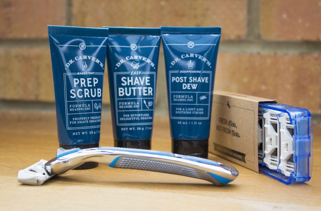 Dollar Shave Club, Executive Razor, morning routine, dadbloguk, dadbloguk.com, uk dad blogger, shaving grooming, sahd, review, reviews
