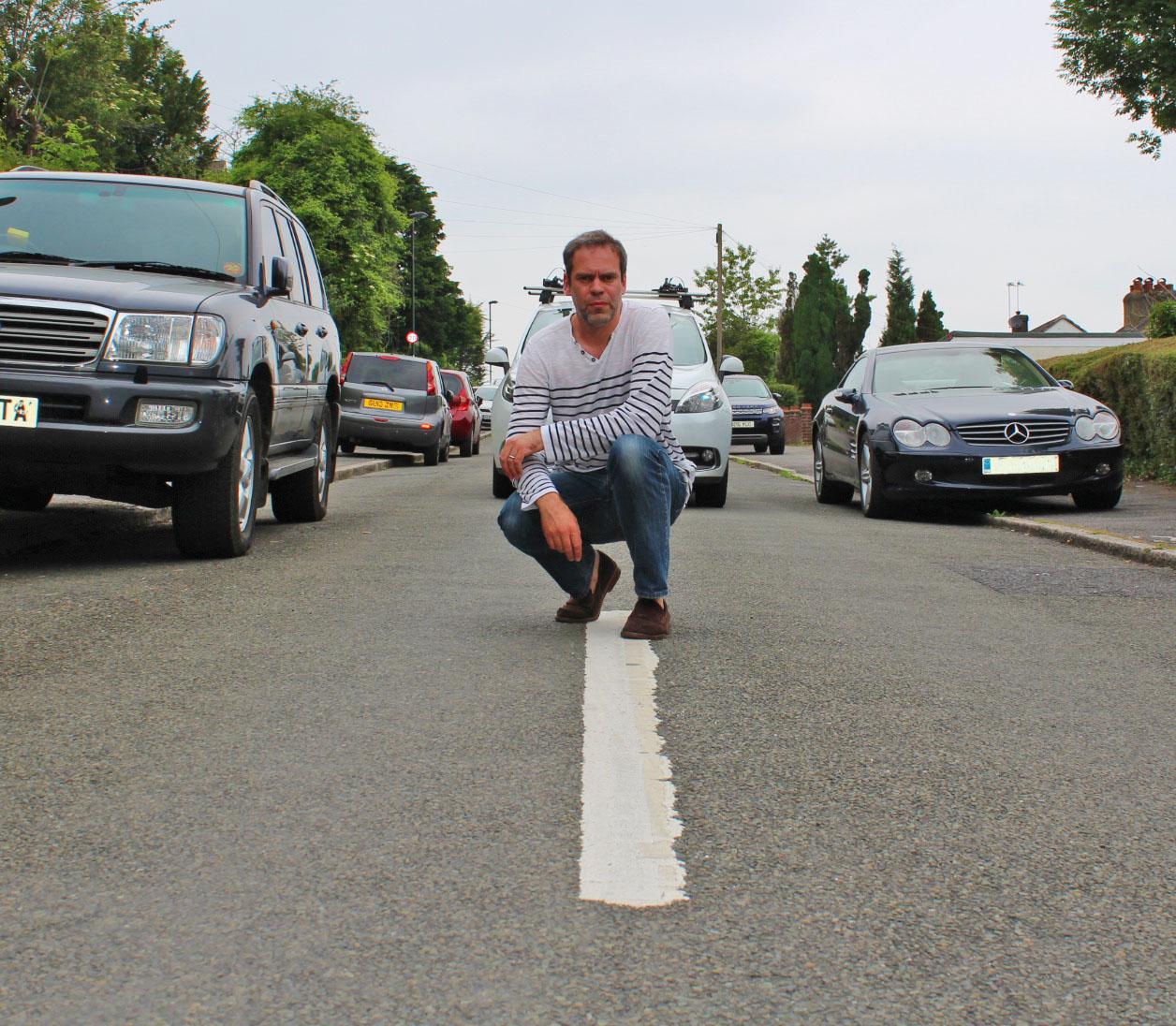 Traffic: the curse of modern childhood?