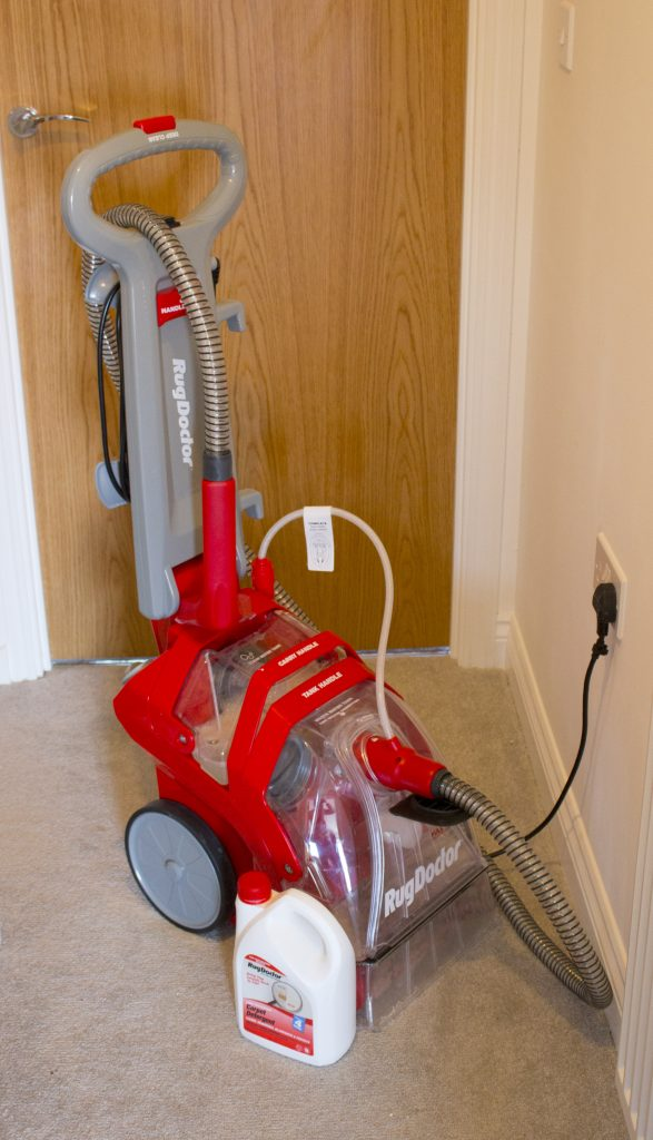 The Rug Doctor Deep Carpet Cleaner