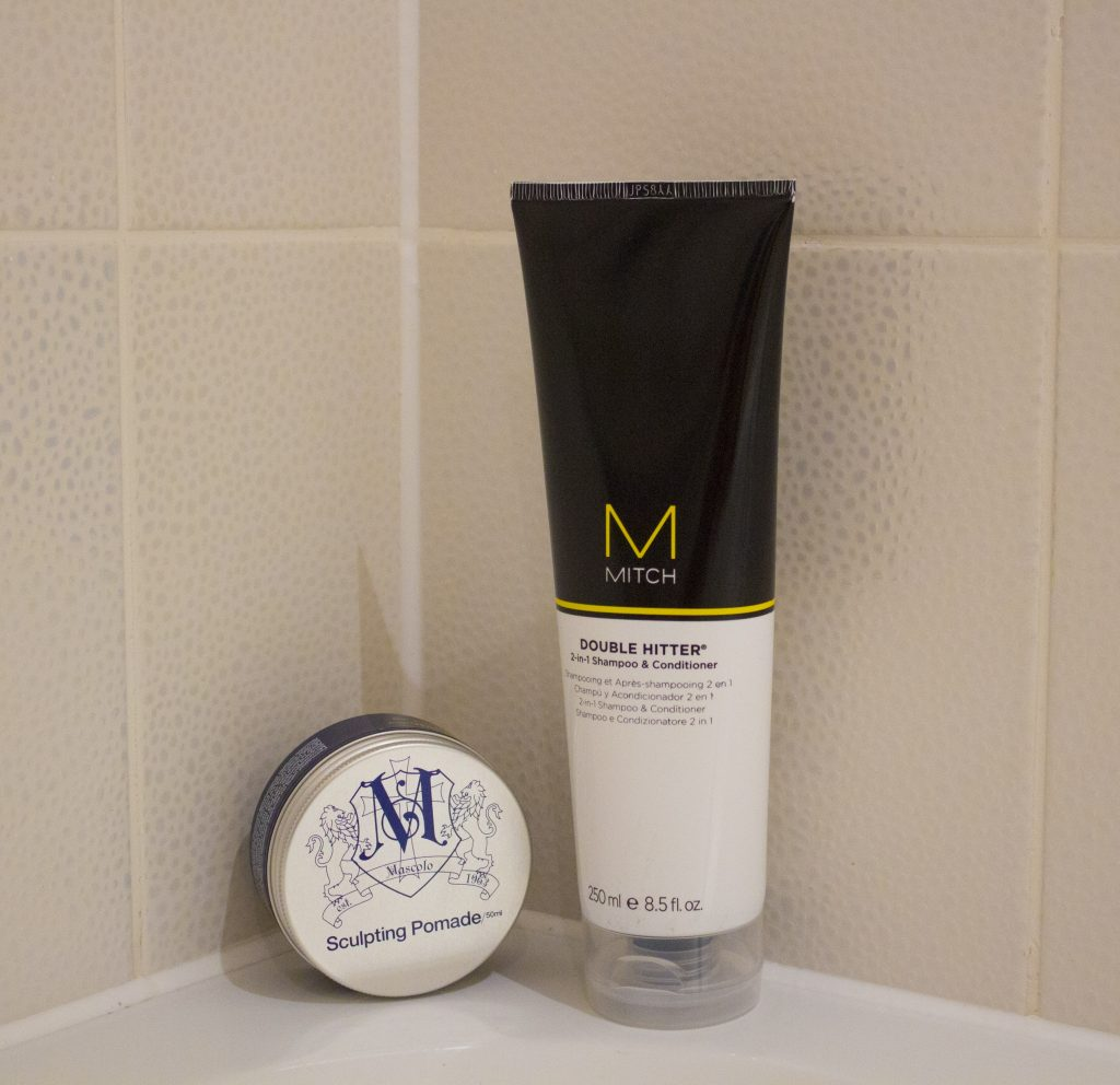 Hair Trade, Paul Mitchell, John Paul Mitchel, Mitch, shampoo and conditioner, men's toiletries, men's style, men's grooming, dadbloguk, dadbloguk.com, dad blog uk, uk dad blogger