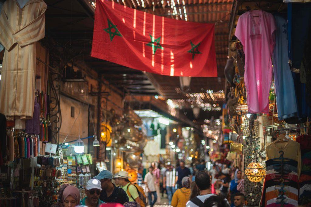 Marrakesh, Souks, Desert Majesty