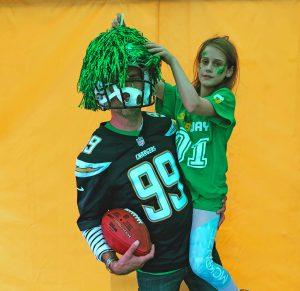 NFL Kids' Pak, Subway, NFL, NFL Flag, NFL Kickoff on Piccadilly, dadbloguk, dadbloguk.com, uk dad blogger, dad blog uk, active children, sport for children, sport for kids, mixed sports