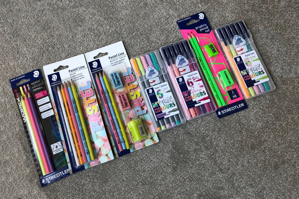 STAEDTLER, arts and crafts, colouring, colouring supplies, drawing, dadbloguk, dadbloguk.com, dad blog uk, school run dad, sahd, parenting, unicorns