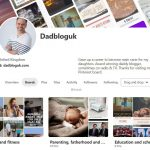 Pinterest, dadbloguk, pinterest page, uk dad blogger, school run dad, sahd, social media, new pinterest page, John Adams