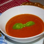 Cream of tomato soup recipe with Beko #EatLikeAPro
