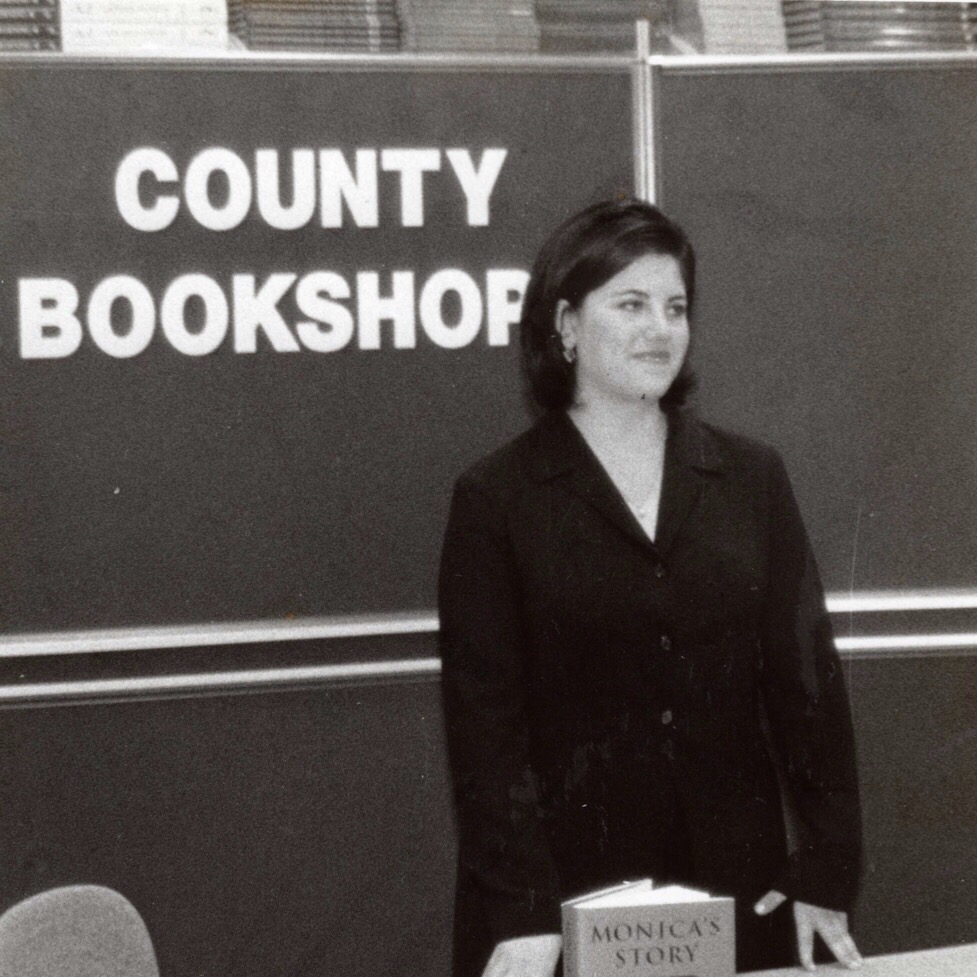 From Monica Lewinsky to the end of #MySundayPhoto