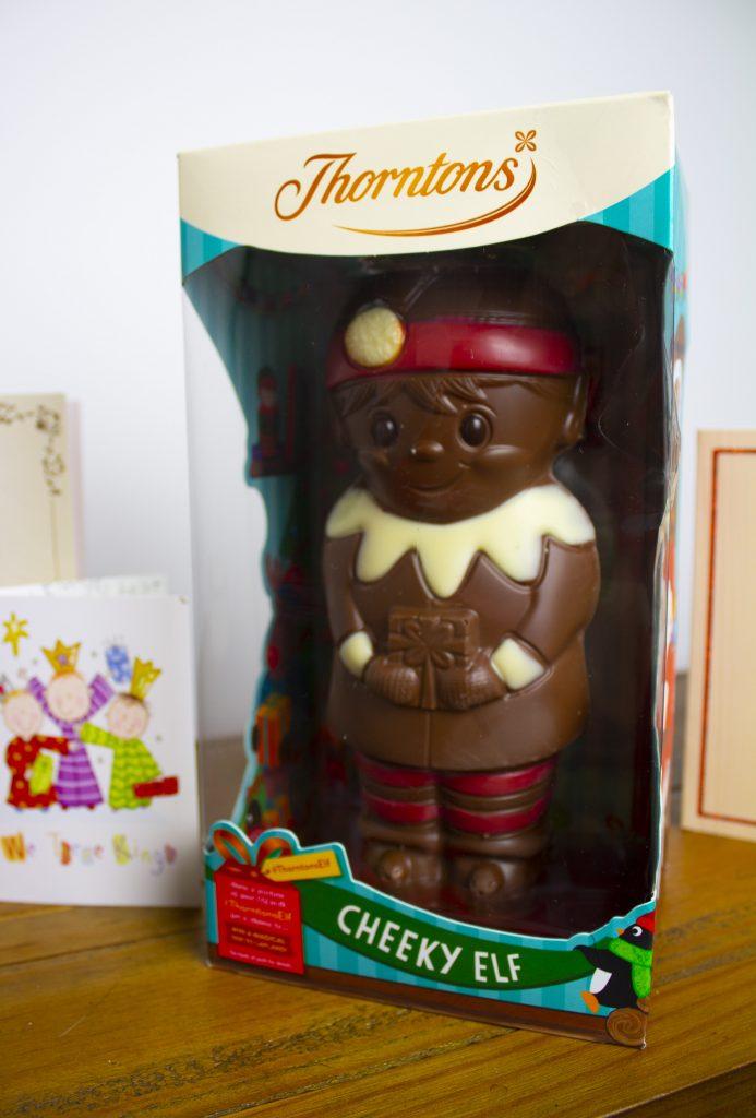 Cheeky Elf, #cheekyelf, Thorntons, Cheeky Elf Academy, dadbloguk, dadbloguk.com, school run dad, dad blog uk, family, Christmas 2018