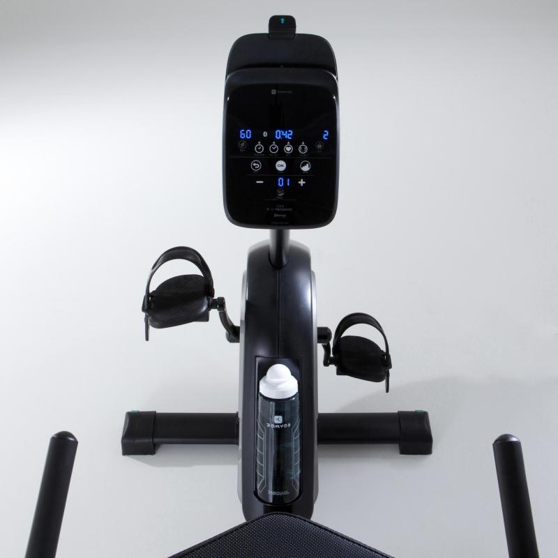 Can a recumbent exercise bike provide a good workout?