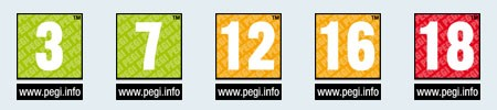 PEGI, PEGI age ratings, video game age ratings, age ratings, gaming, dadbloguk, dadbloguk.com, uk dad blog, uk dad bloggers, Video Standards Council