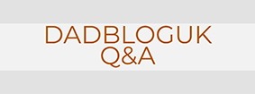 Dadbloguk Q and A badge