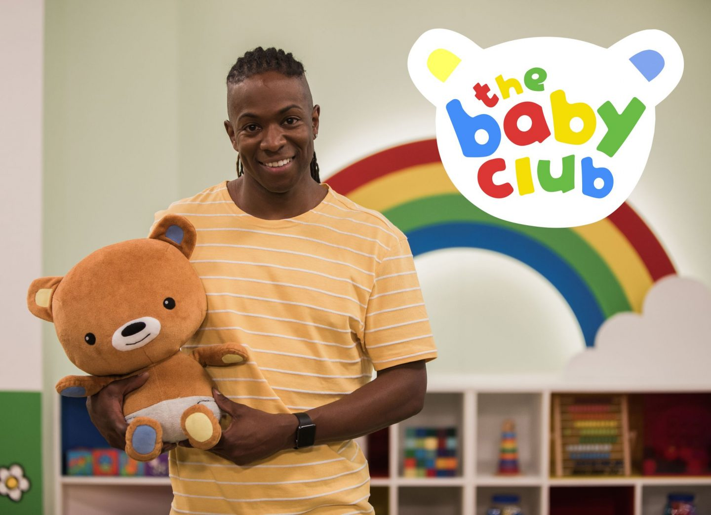 The Baby Club, Baby Club, Cbeebies, Nigel Clarke, TV presenter Nigel Clarke, BBC, dad blog, uk dad blog, dadbloguk.com, sahd, wahd, family television