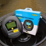 Reviewed: The RTC1000 Rapid Digital Tyre Inflator