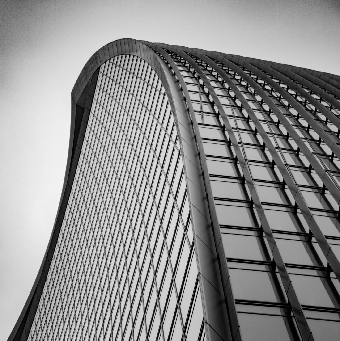 A different perspective of 20 Fenchurch Street