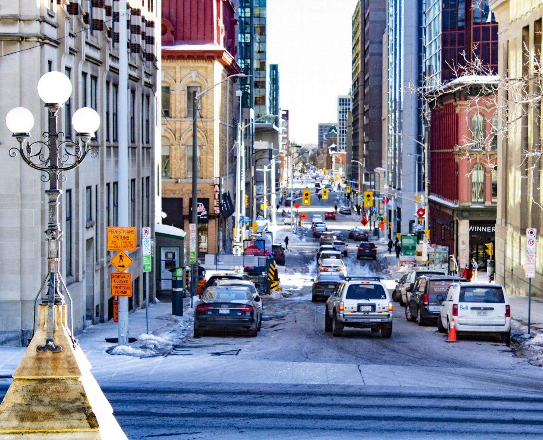 Ottawa street scene