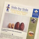 Highlights from the #SidebySide2019 Canadian fatherhood conference