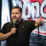 Balancing family and life as a stand up comedian: Q&A with Tiernan Douieb