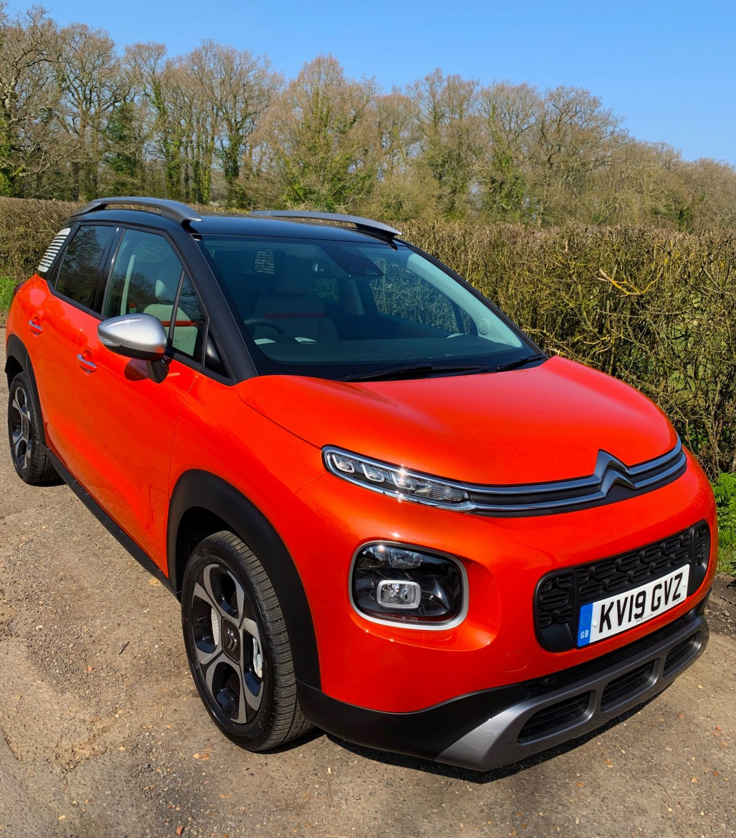 Family adventures in a Citroën C3 Aircross