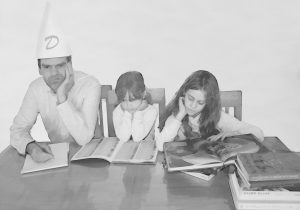 schooling, education, feeling stupid, uk dad blog, dad blog, sahd, wahd, parenting, family life, dads, fatherhood, dad