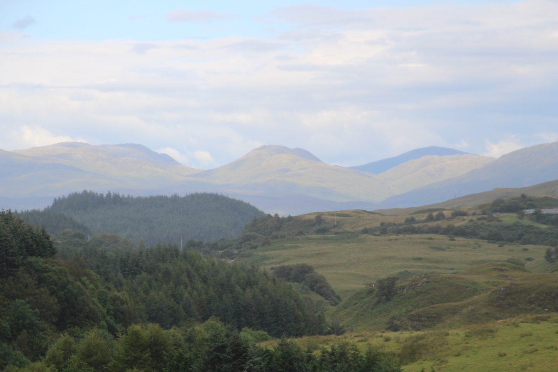 Scottish landscape, landscape photography