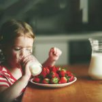 Five things you need to know about pre-schoolers and milk #ad