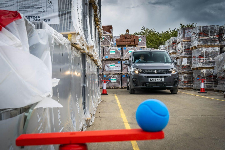 Peugeot Partner Van, Peugeot Van. driving challenge, school run, dad blog, dadbloguk, dadbloguk.com, motoring