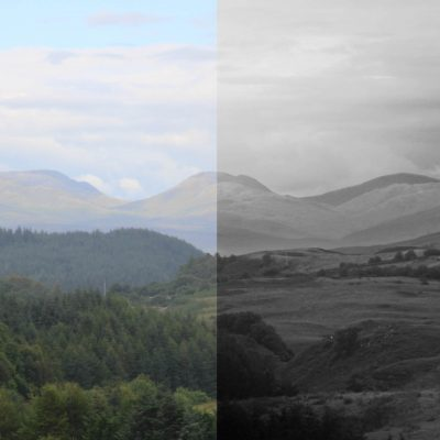 Improving the Scottish landscape