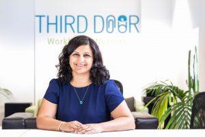 Third Door, co-working, nursery, flexible working, Shazia Mustafa