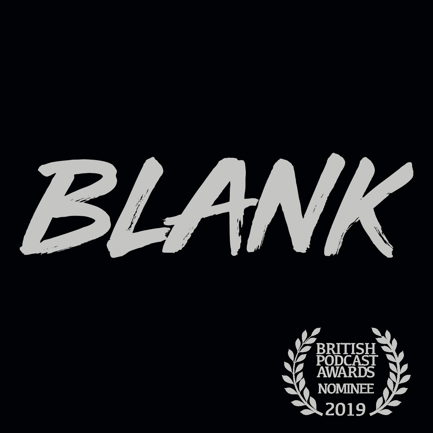 Blank Podcast, Blank, podcast, Blank Podcast logo, dad blog, uk dad blog, dadbloguk.com, Giles Paley-Phillips