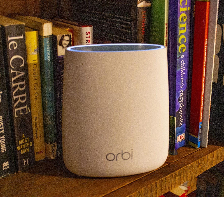 Netgear Orbi router, netgear, Orbi, Orbi RBK23, Orbi Voice, Orbi satellite